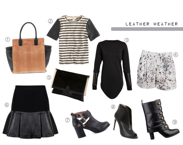 district sparkle leather weather