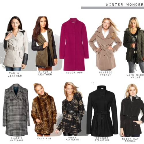 [monday must-haves] winter wonders