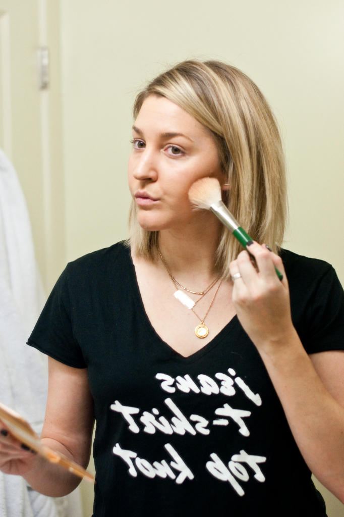 The 5 Minute Face Meaghan Moynahan District Sparkle4