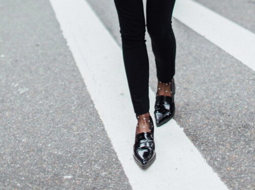 Career Corner | How to Wear Flats without looking Frumpy