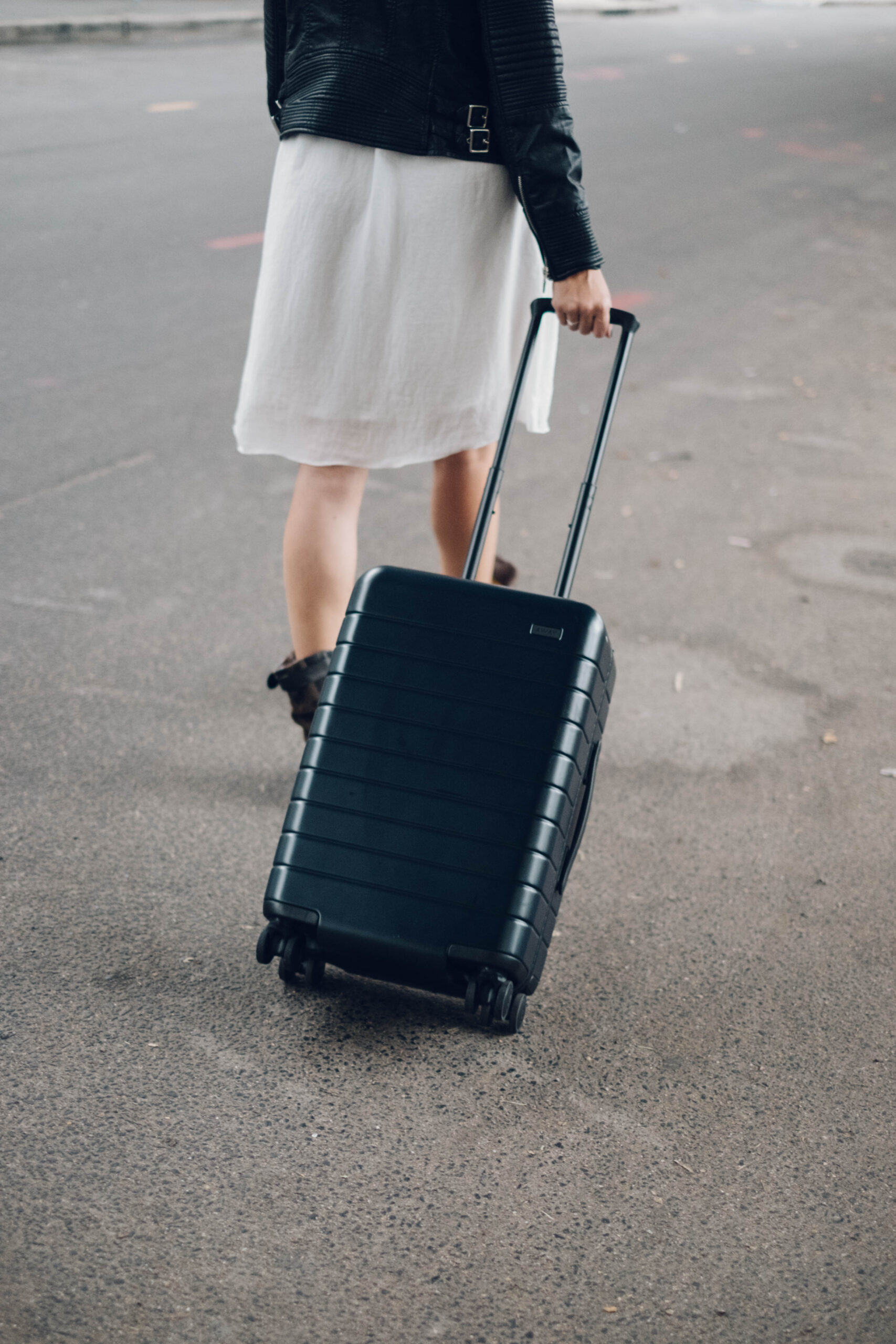 International Travel in a Carry-On
