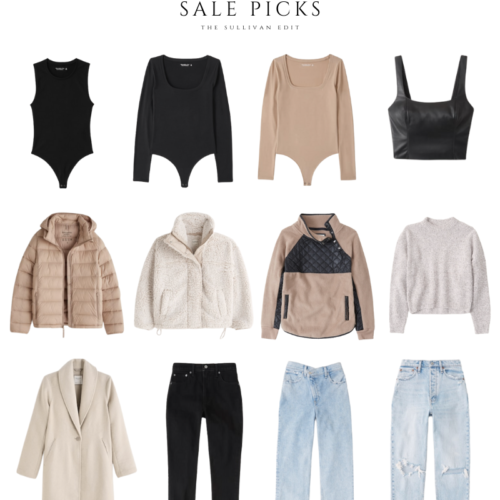 BEST OF THE ABERCROMBIE SALE